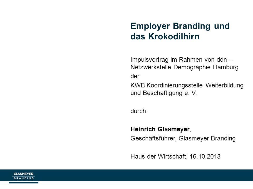 Employer Branding und das Krokodilhirn