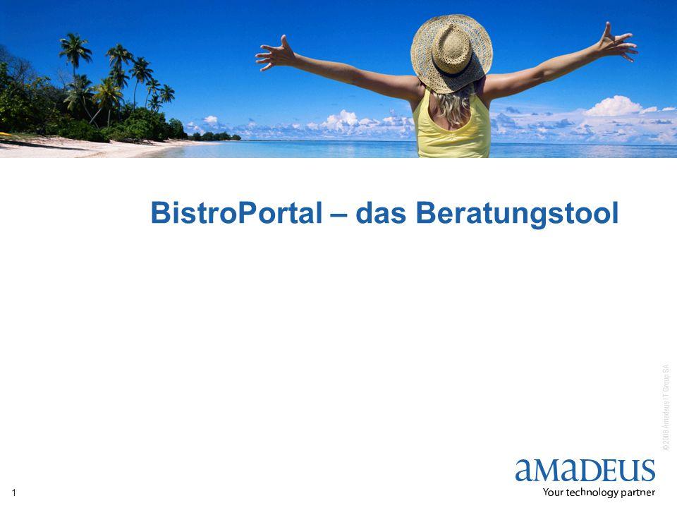 BistroPortal – das Beratungstool