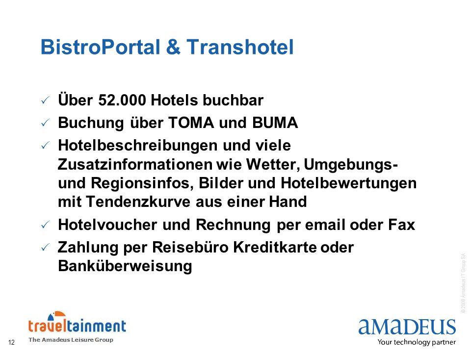BistroPortal & Transhotel
