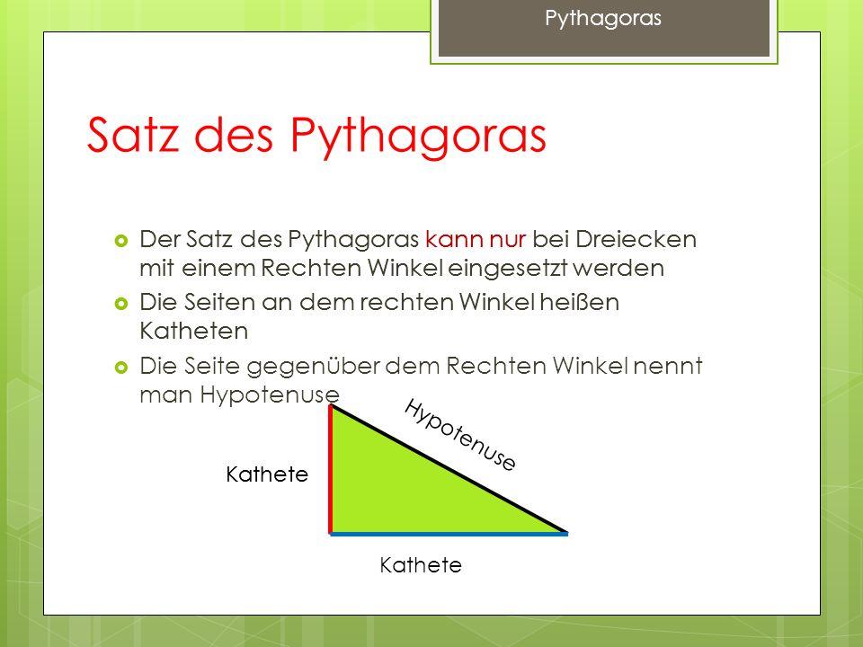 pr sentation zum satz des pythagoras ppt herunterladen. Black Bedroom Furniture Sets. Home Design Ideas