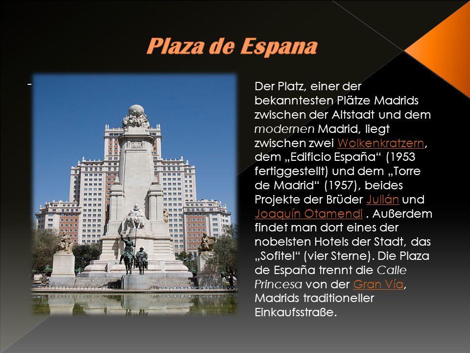 Plaza de Espana -