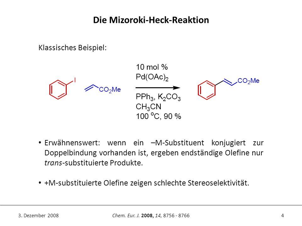 Die Mizoroki-Heck-Reaktion