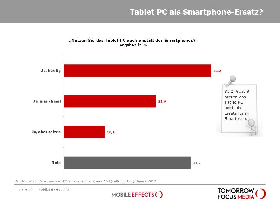 Tablet PC als Smartphone-Ersatz
