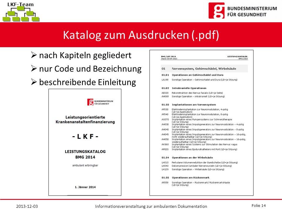 Katalog zum Ausdrucken (.pdf)