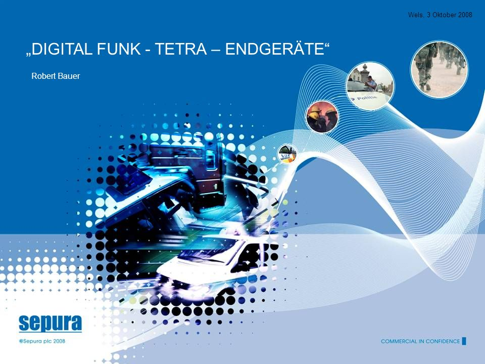 """DIGITAL FUNK - TETRA – ENDGERÄTE"