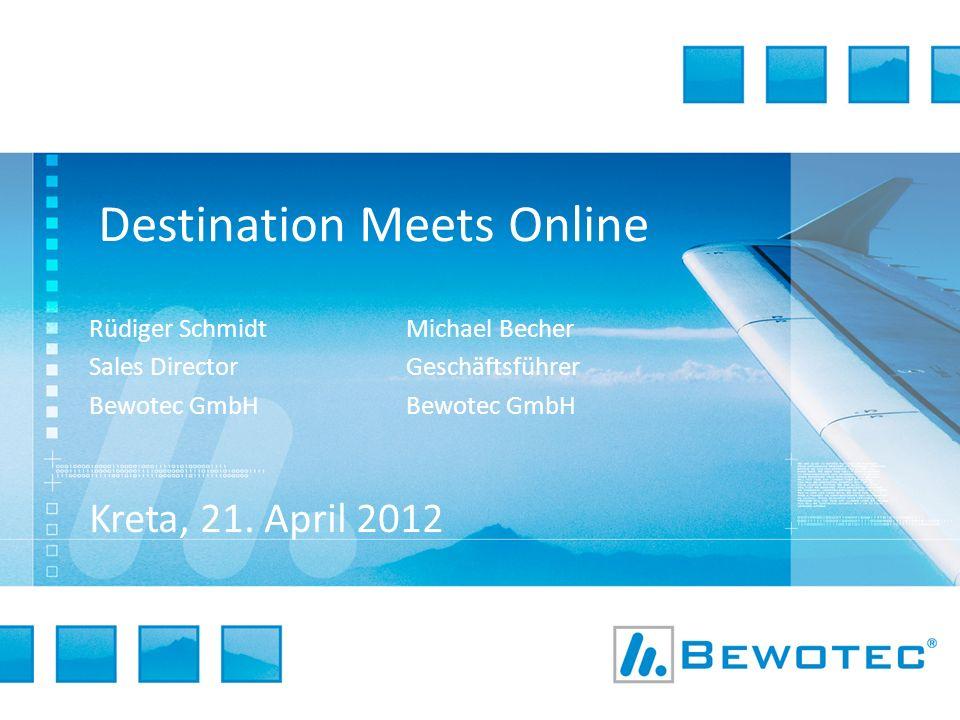 Destination Meets Online
