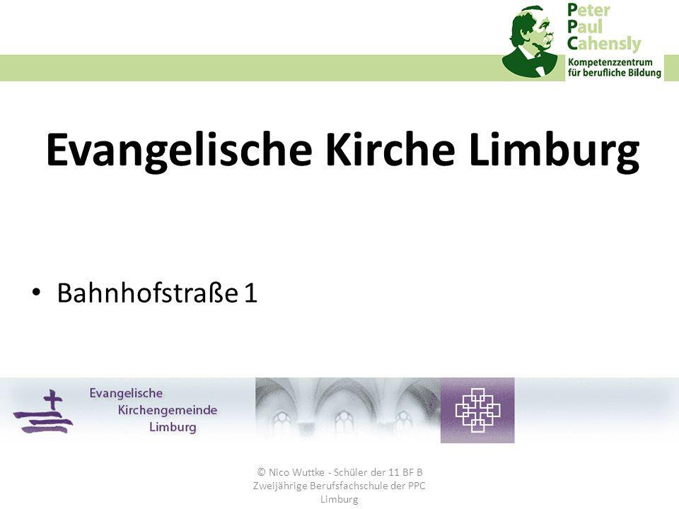 Evangelische Kirche Limburg