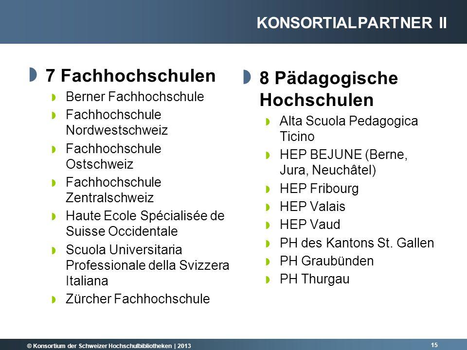 8 Pädagogische Hochschulen