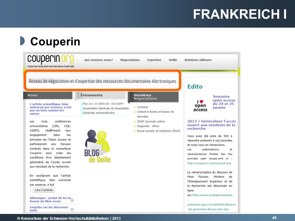 Frankreich I Couperin