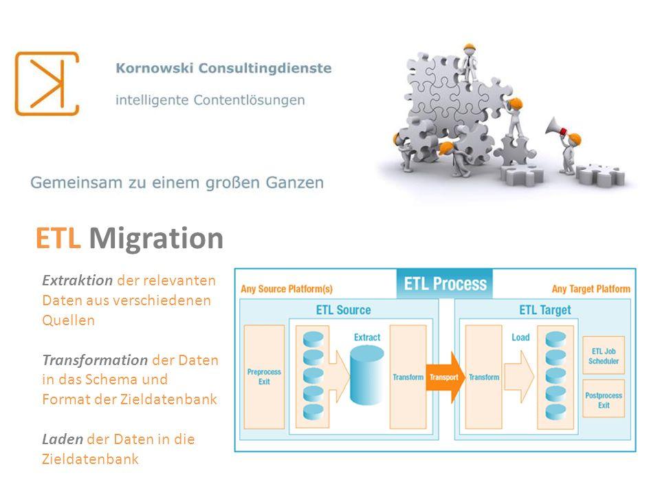 ETL Migration