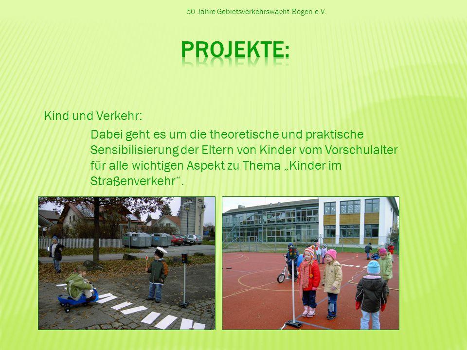 projekte: Kind und Verkehr: