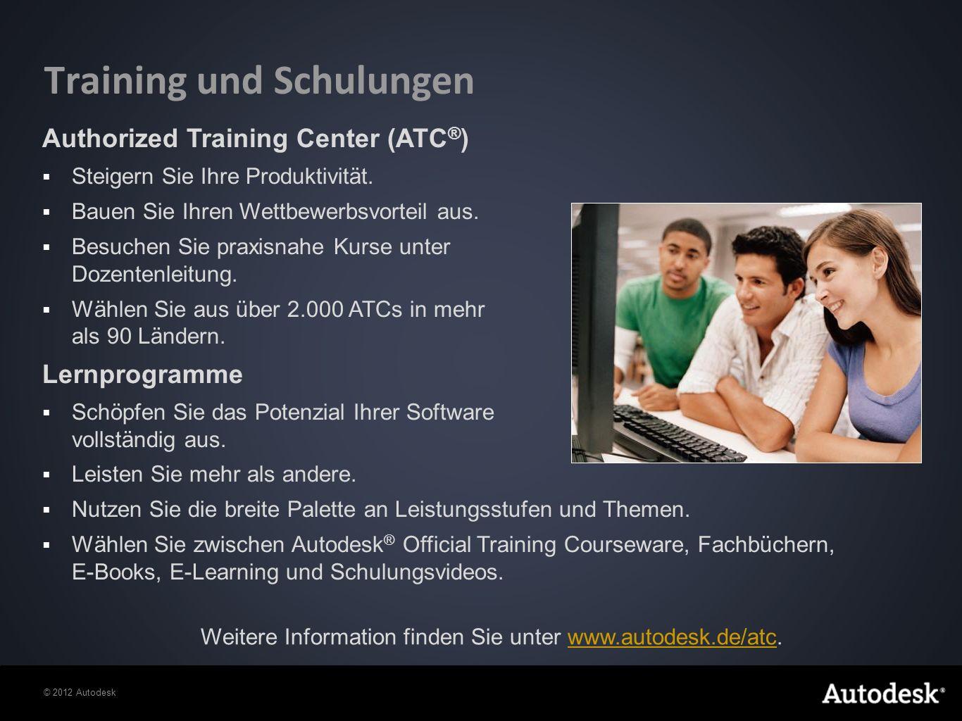 Training und Schulungen