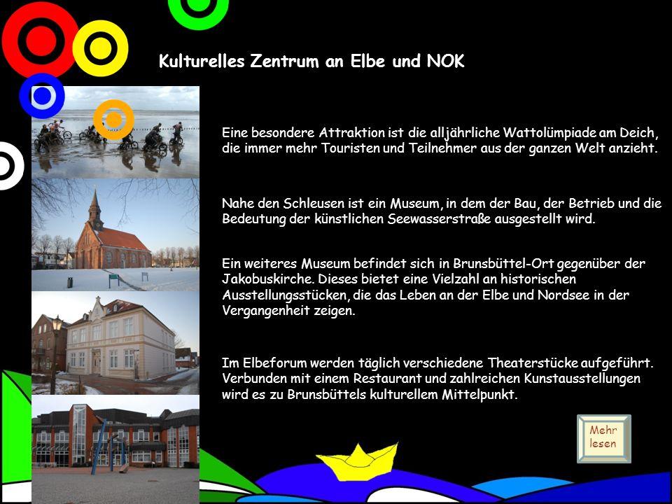Kulturelles Zentrum an Elbe und NOK
