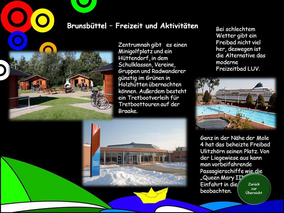 Brunsbüttel – Freizeit und Aktivitäten