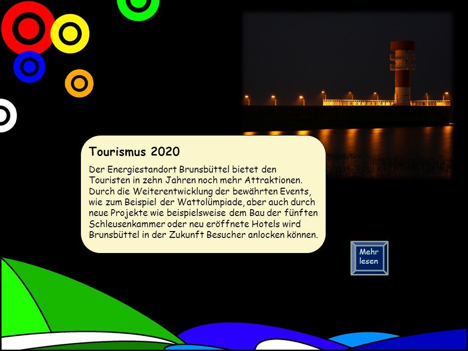 Tourismus 2020