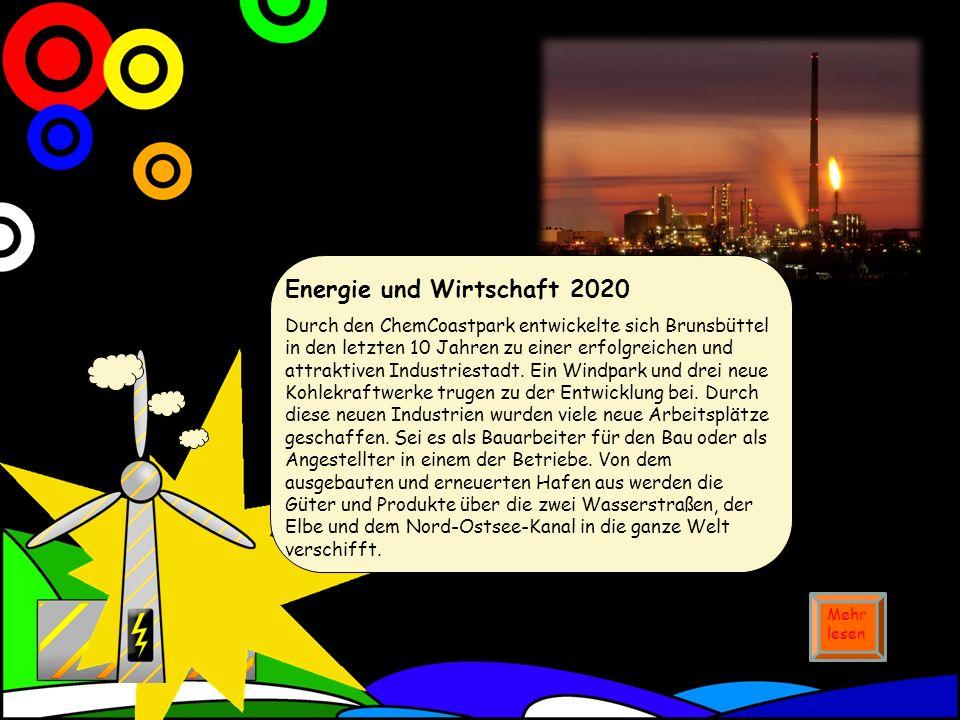 Energie und Wirtschaft 2020