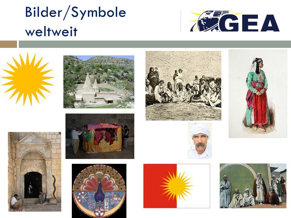 Bilder/Symbole weltweit