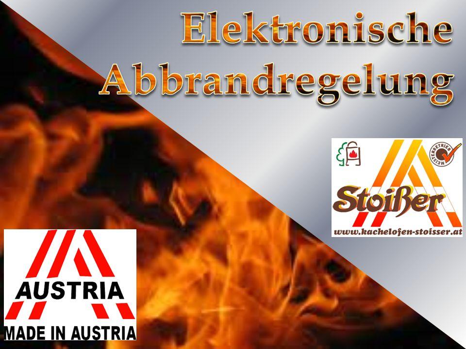 Elektronische Abbrandregelung