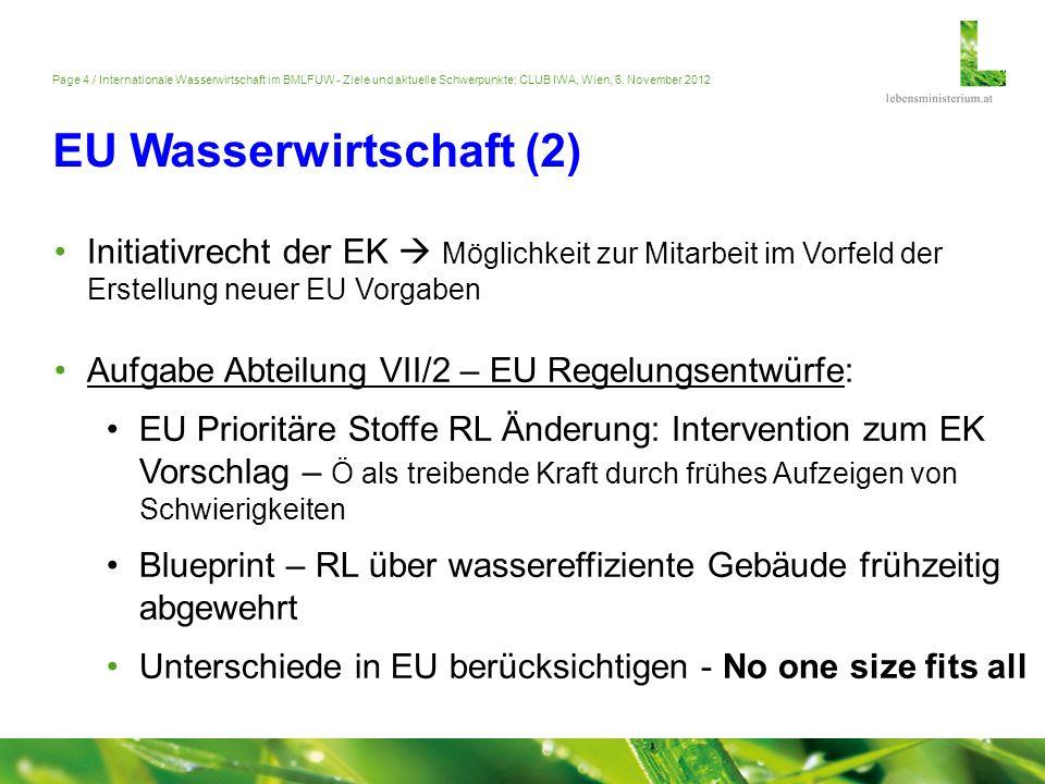 EU Wasserwirtschaft (2)
