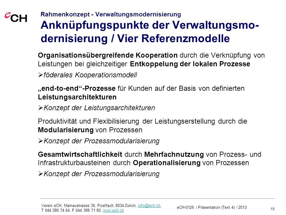 föderales Kooperationsmodell