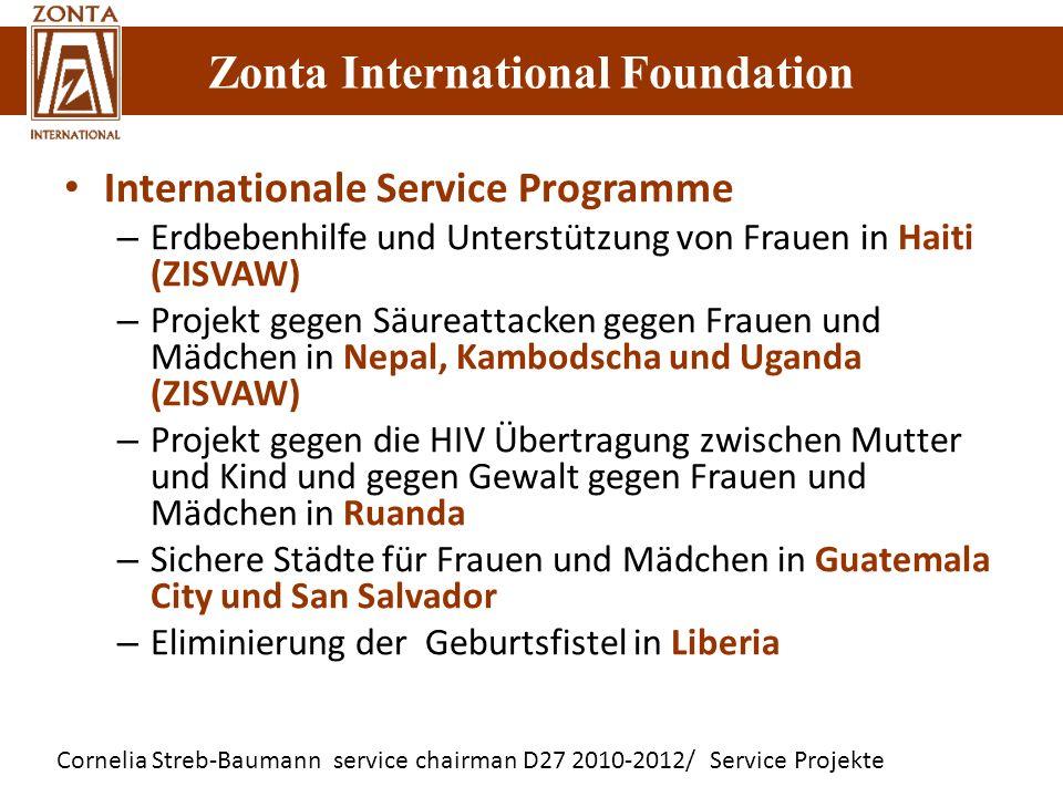 Internationale Service Programme
