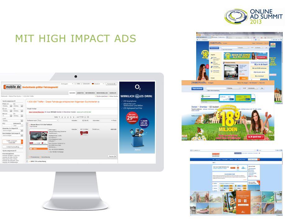 MIT HIGH IMPACT ADS