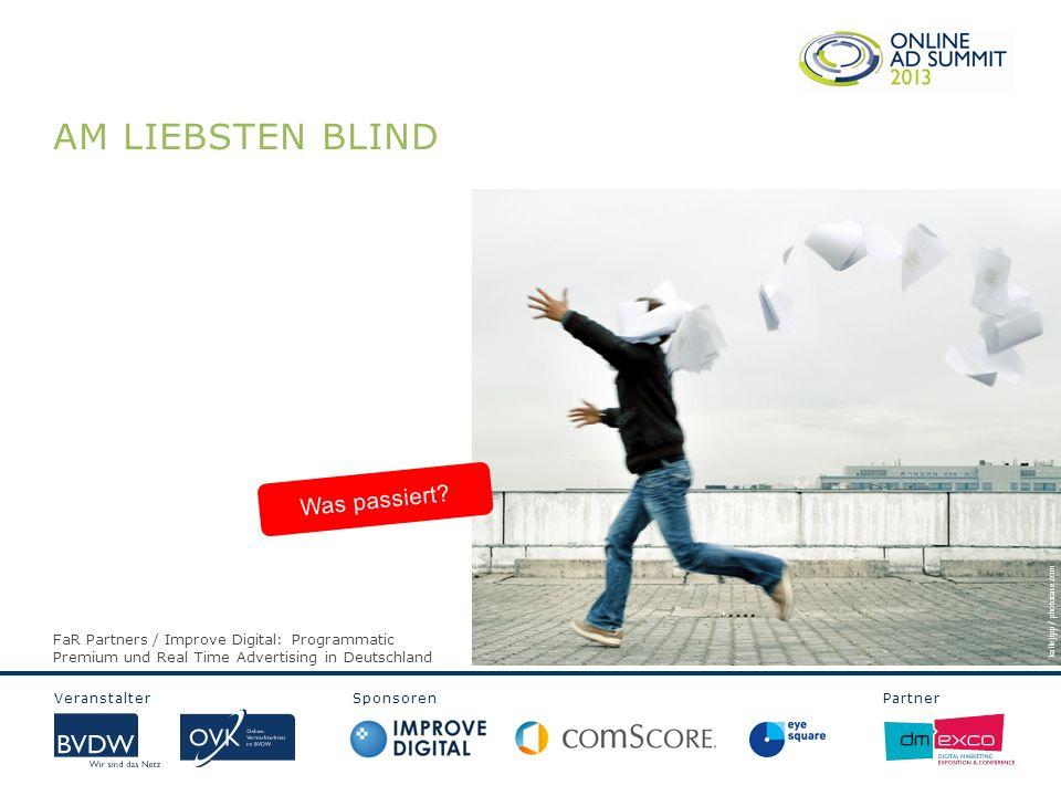 AM LIEBSTEN BLIND Was passiert