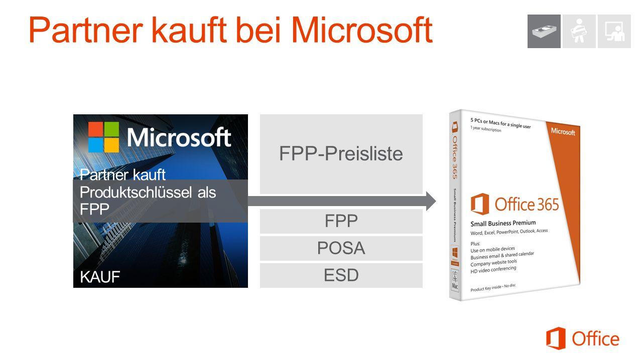 Partner kauft bei Microsoft