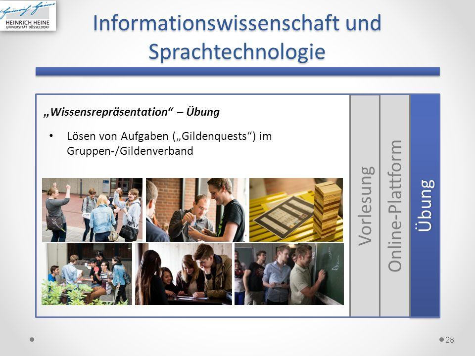 Informationswissenschaft und Sprachtechnologie