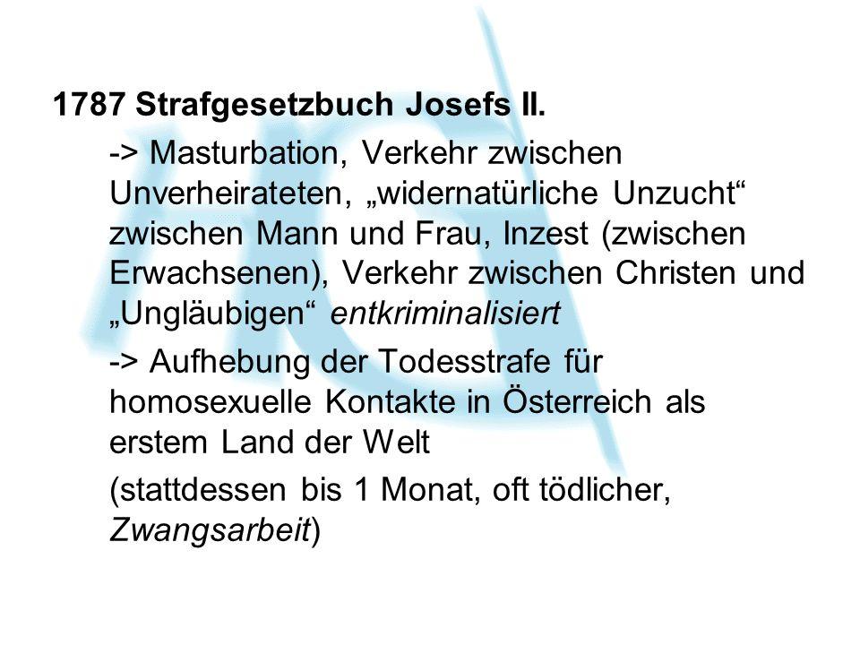 Strafgesetzbuch Josefs II.
