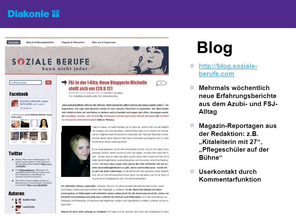 Blog http://blog.soziale- berufe.com