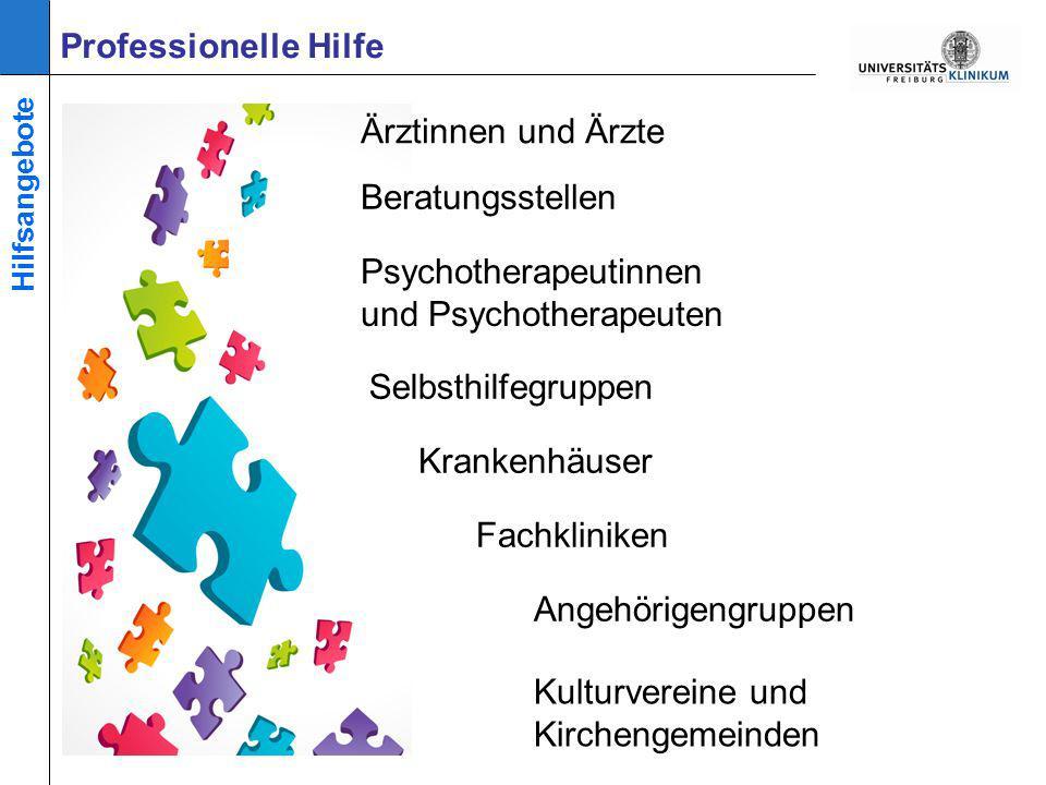 Psychotherapeutinnen und Psychotherapeuten
