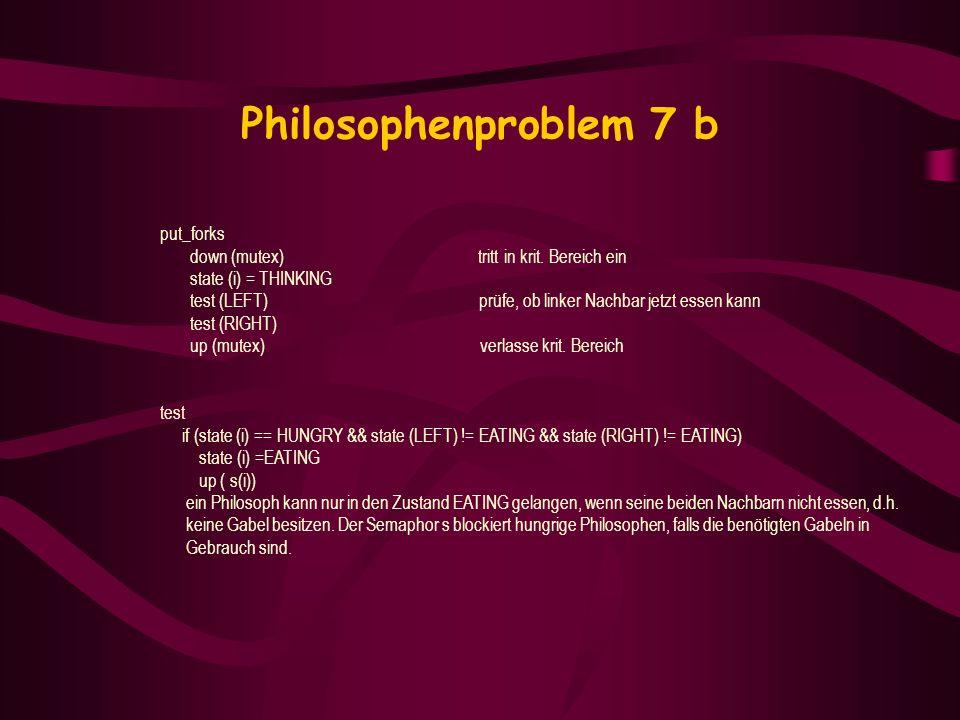 Philosophenproblem 7 b put_forks