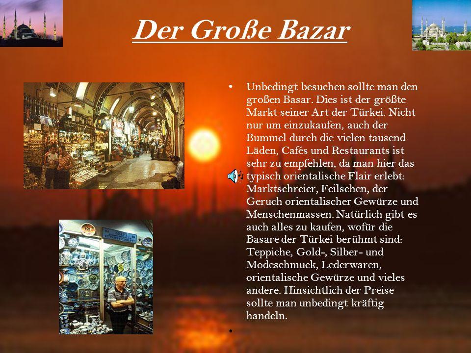 Der Große Bazar