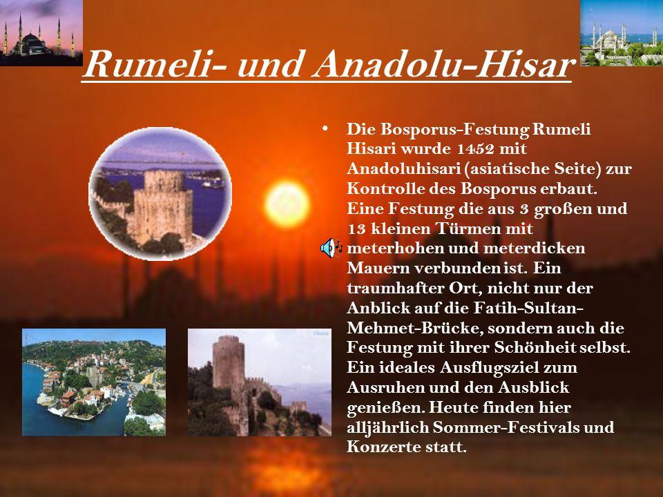Rumeli- und Anadolu-Hisar