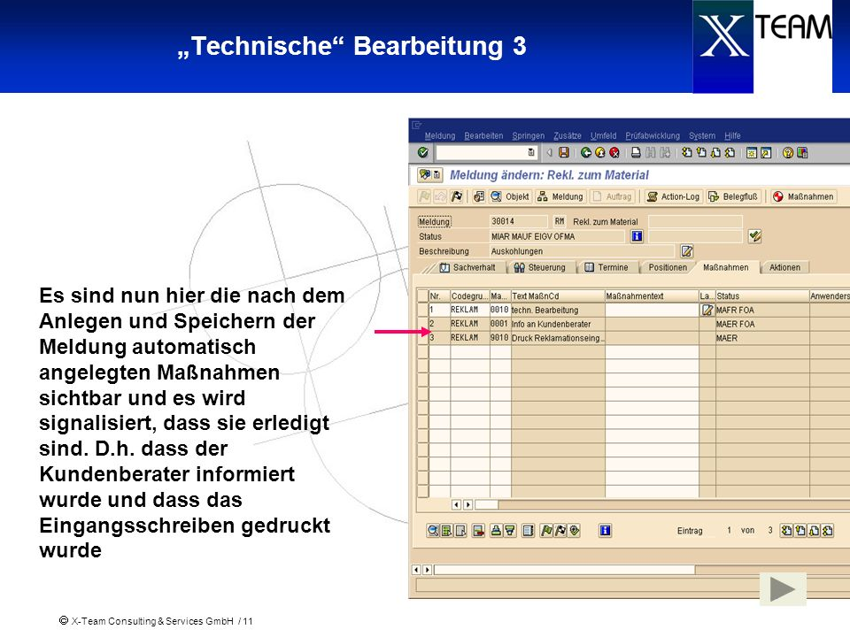 """""""Technische Bearbeitung 3"""