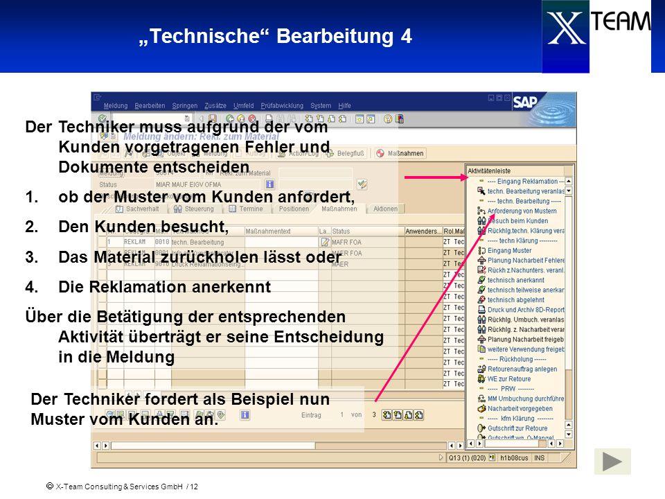 """""""Technische Bearbeitung 4"""