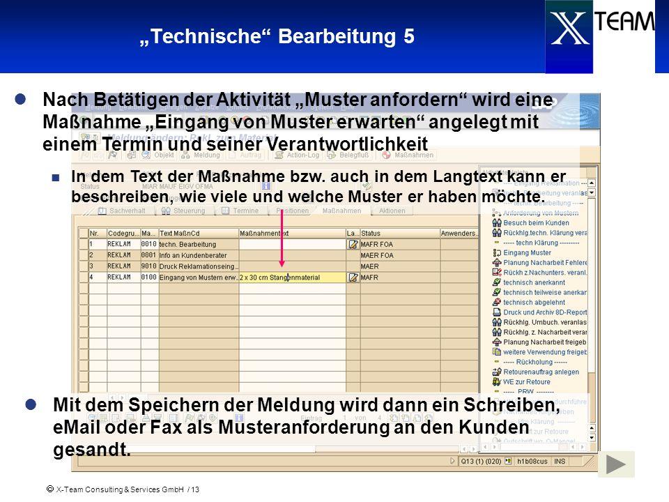 """""""Technische Bearbeitung 5"""