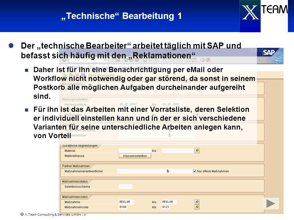 """""""Technische Bearbeitung 1"""