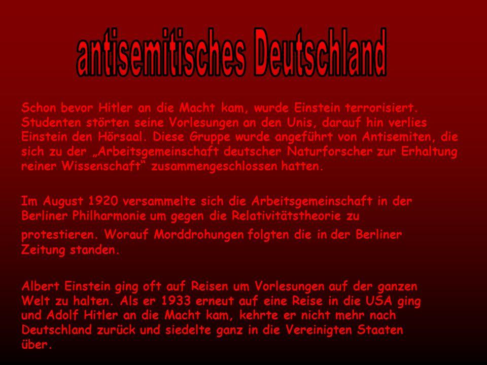 antisemitisches Deutschland