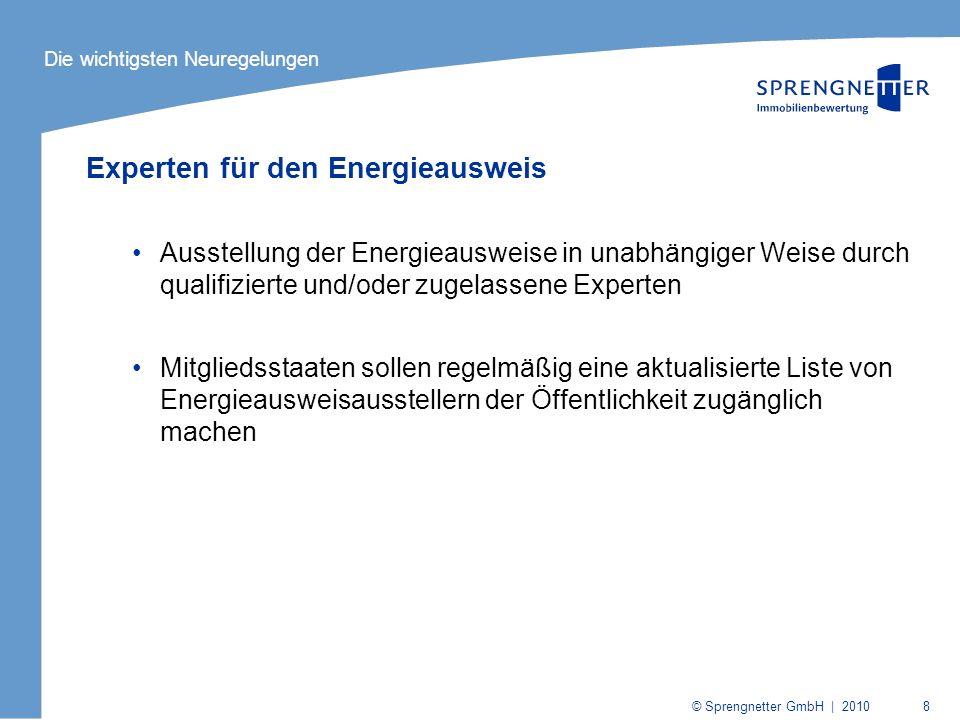 Experten für den Energieausweis