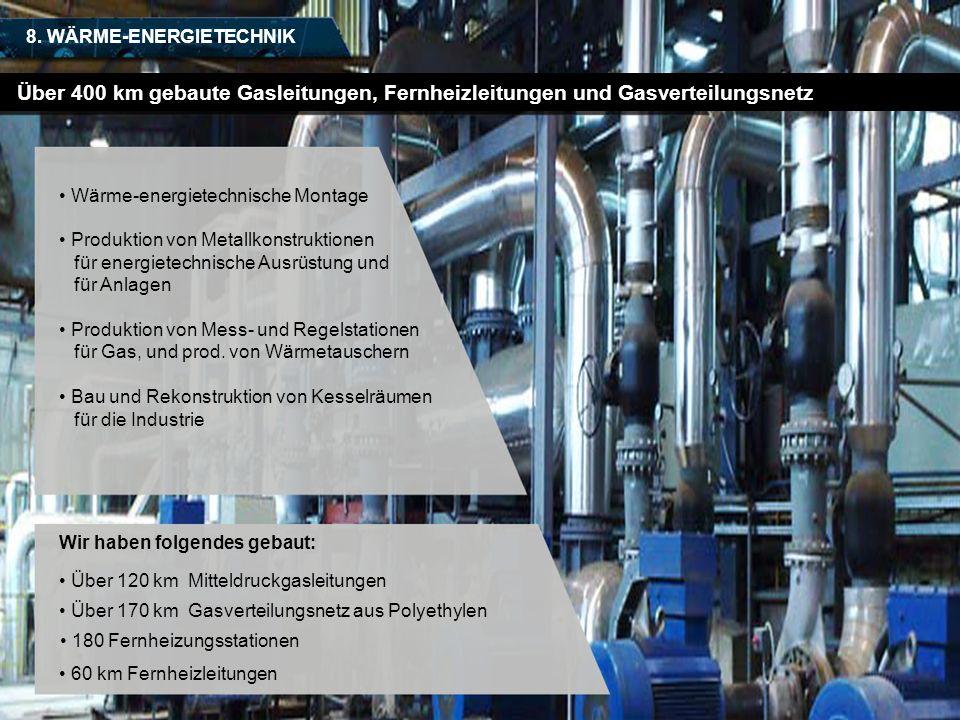 8. WÄRME-ENERGIETECHNIK