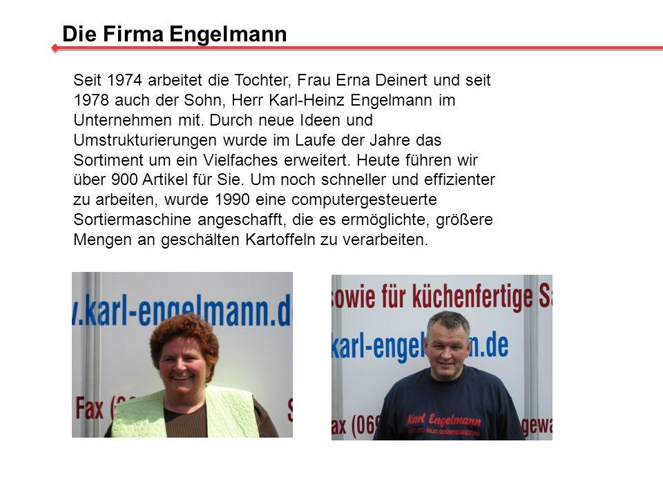 Die Firma Engelmann