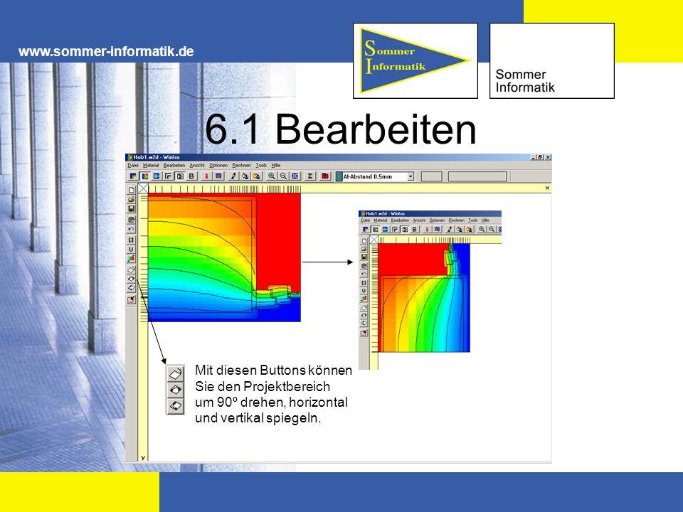 6.1 Bearbeiten www.sommer-informatik.de
