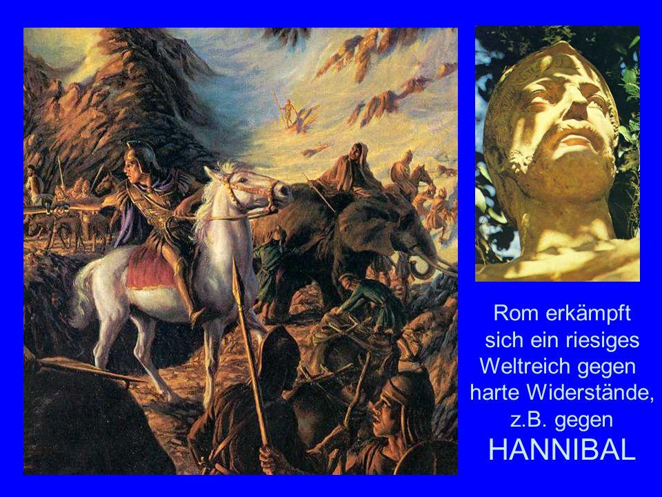 Hannibal HANNIBAL Rom erkämpft sich ein riesiges Weltreich gegen