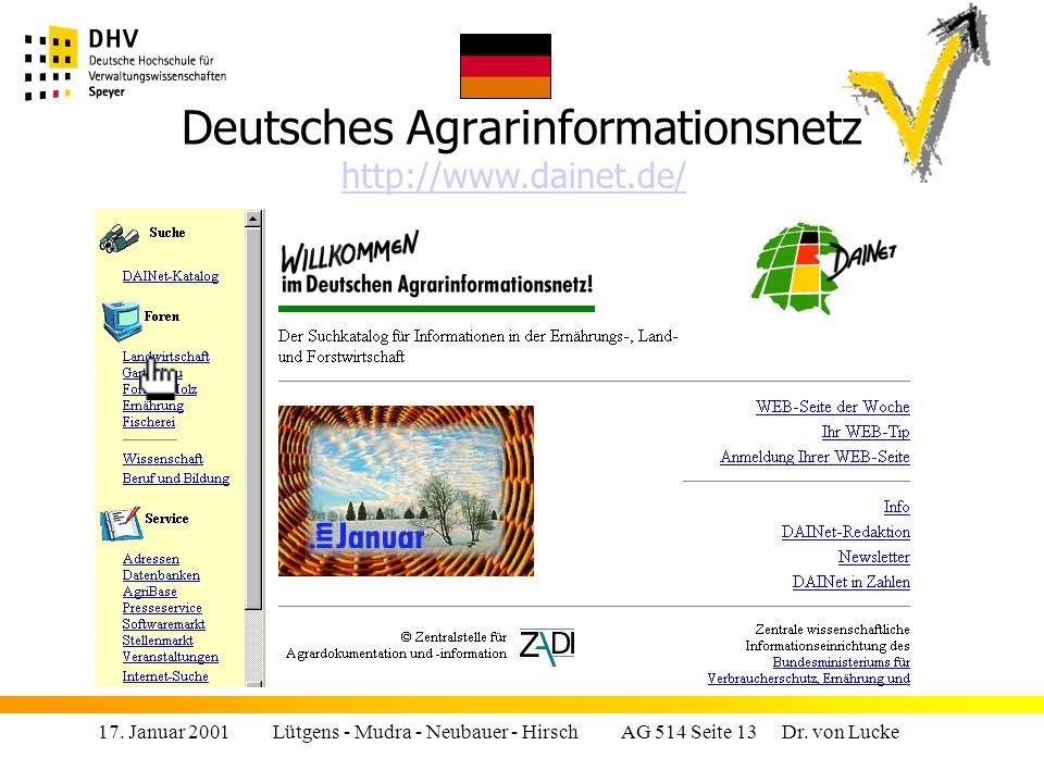 Deutsches Agrarinformationsnetz
