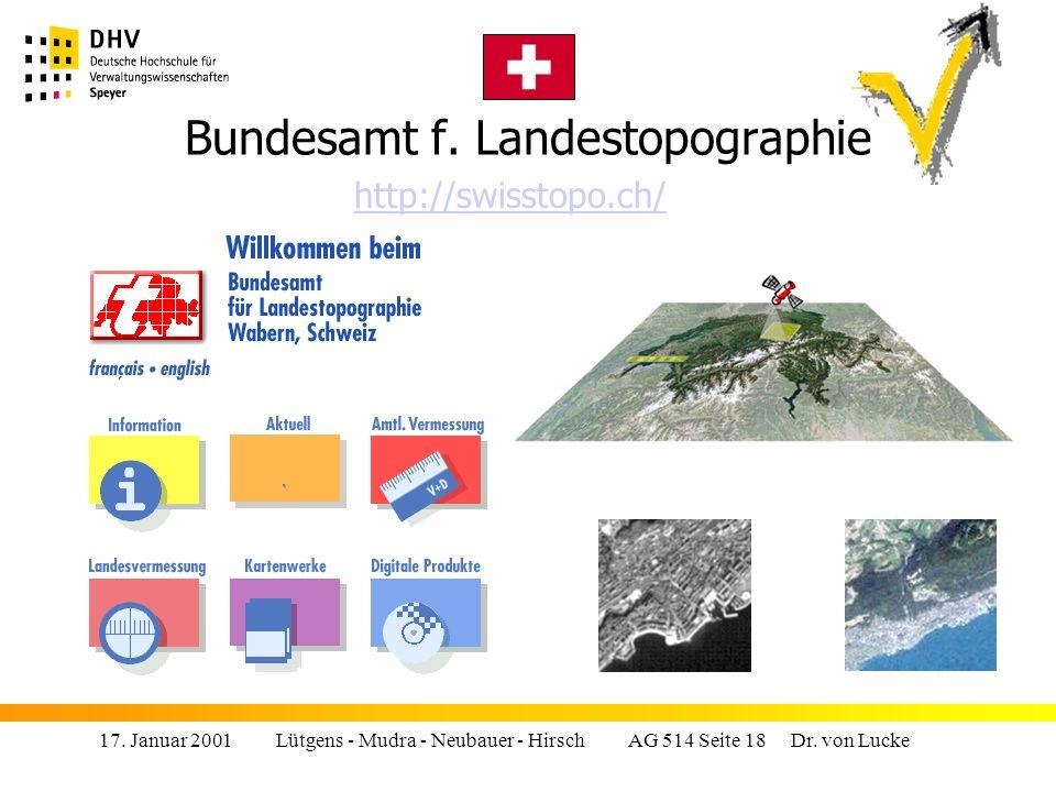 Bundesamt f. Landestopographie
