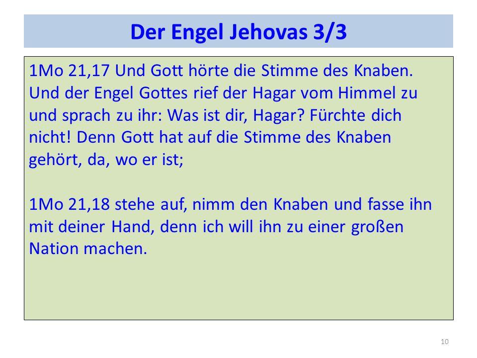 Der Engel Jehovas 3/3