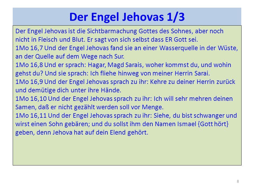 Der Engel Jehovas 1/3