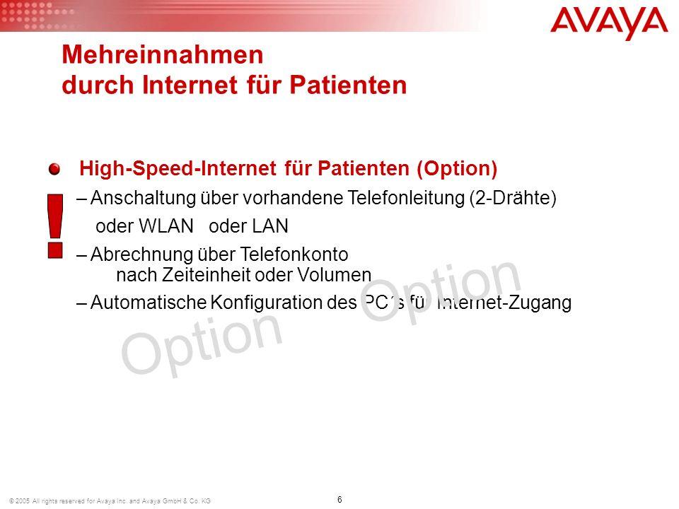Mehreinnahmen durch Internet für Patienten